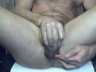 HARRI LEHTINEN LOVES TO SUCK HIS OWN COCK AND SELFPUMP HIS HOT MANPUSSY TO CUM!