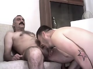 Turkish Guys Have Sex On Cam